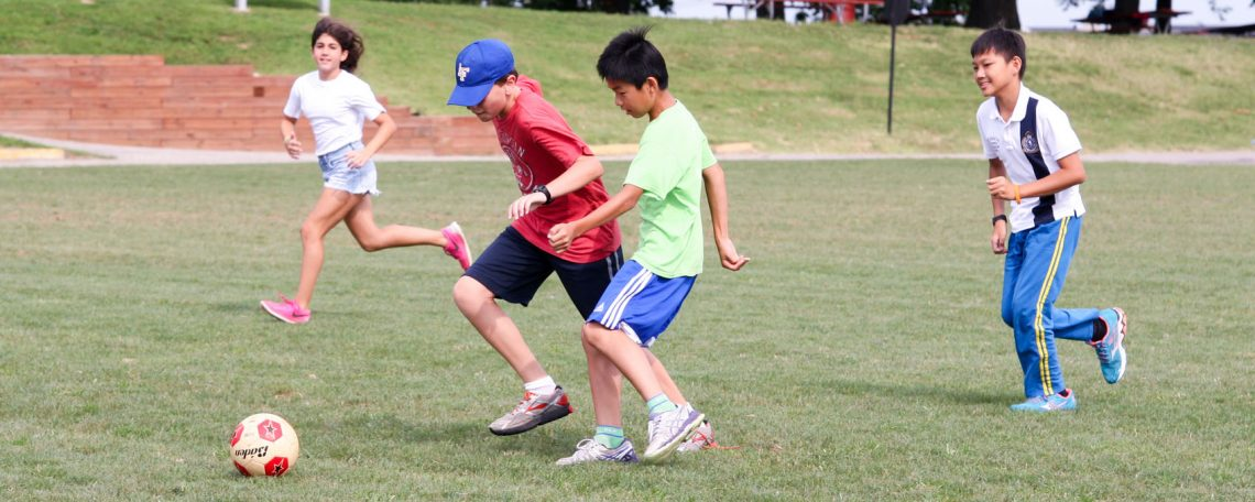 Day Camp Sports Header