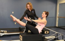 Fitness - Reformer Pilates Session Fox - 021214 (158)