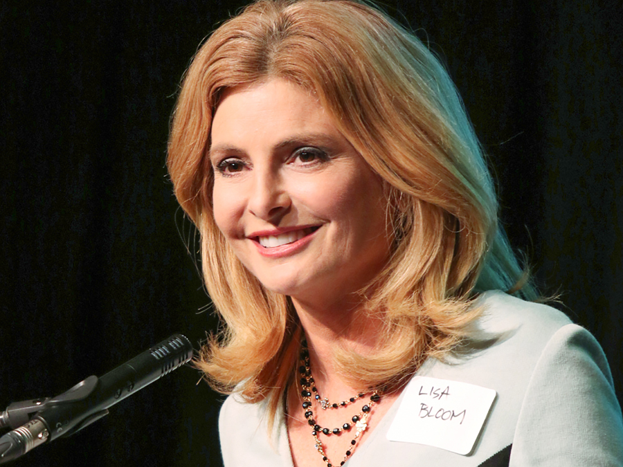 Lisa Bloom JBF
