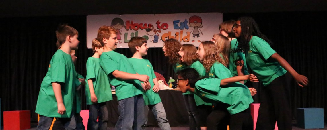 youth-theatre-green-shirts