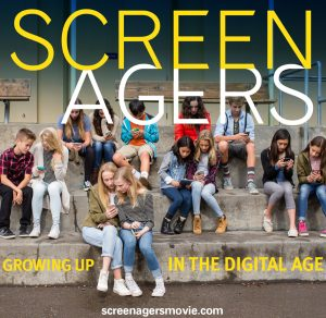 Screenagers image