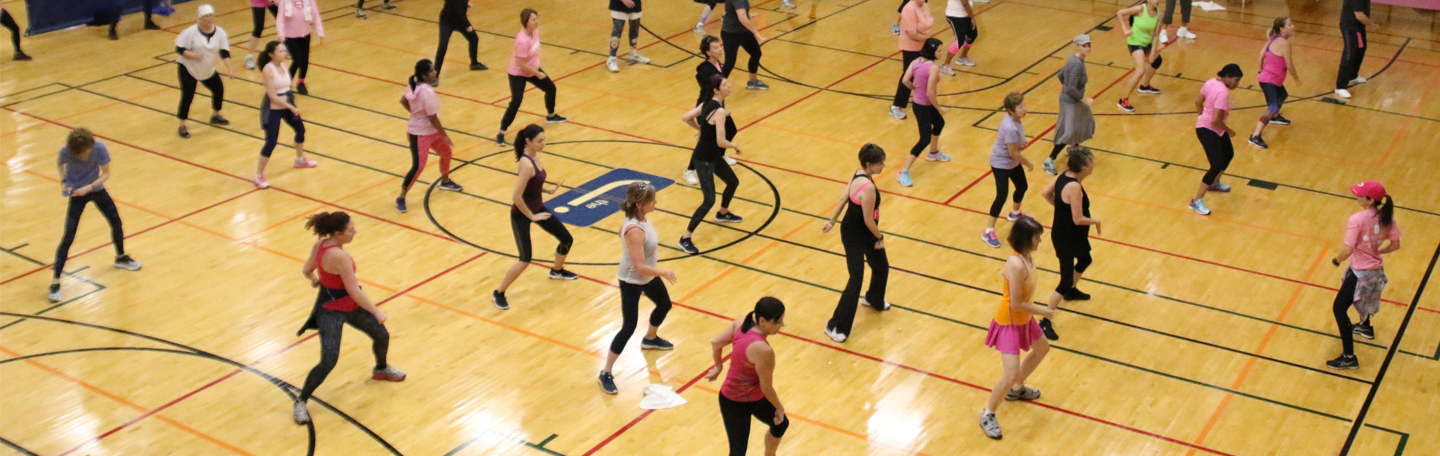 Breast Cancer Awareness Zumba