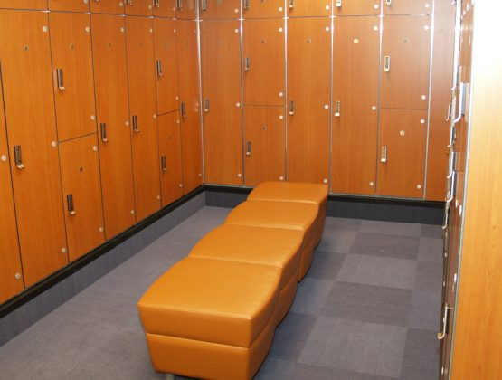 Fox Locker Rooms