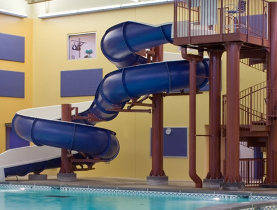 SFC Indoor Pool Slide