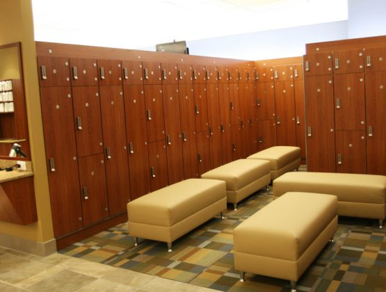 SFC Locker Rooms