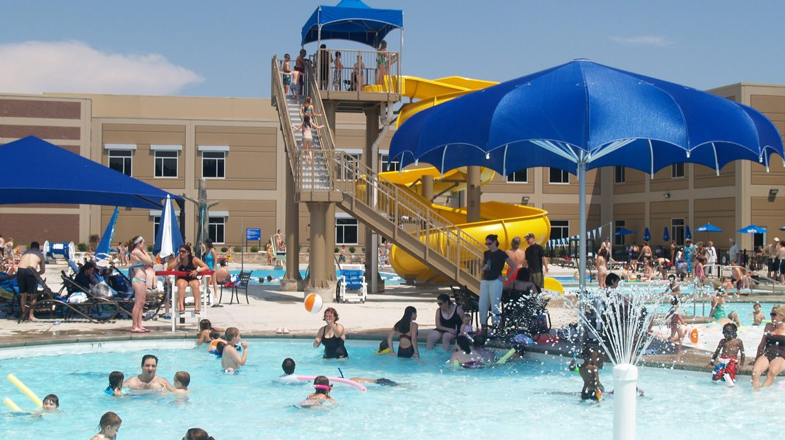 St louis swim center swimming pool aquatic center - Whitefish bay pool open swim hours ...